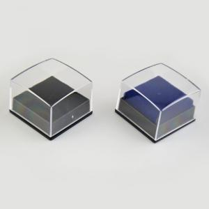 WCL-015 Rings Box Plastic Box Pin Box Packing Box Clear Box
